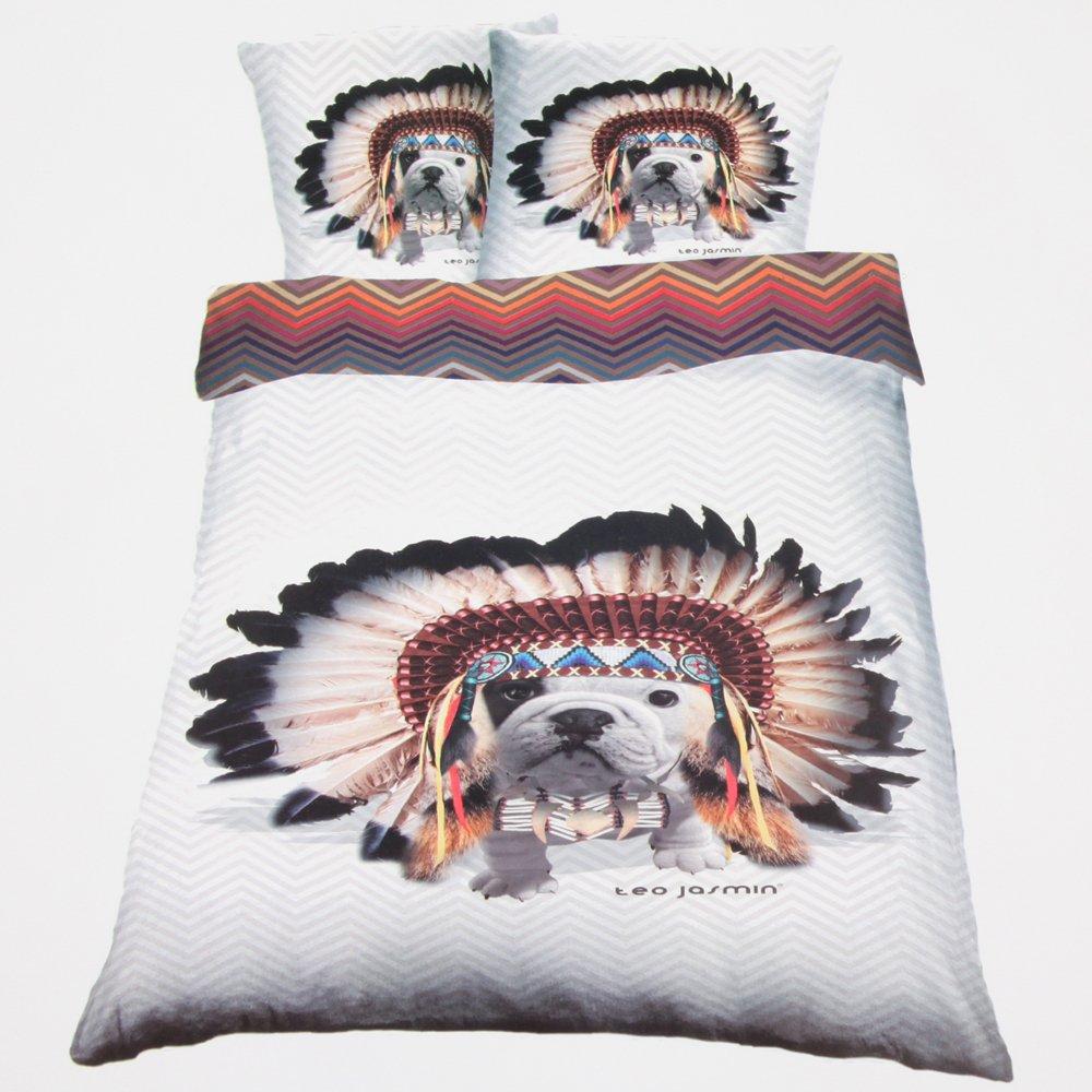Bettdecke, Apache 1